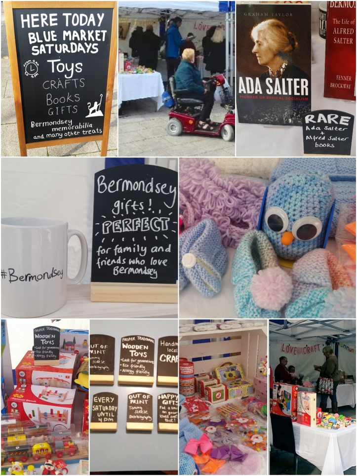 Community Stall Collage 2