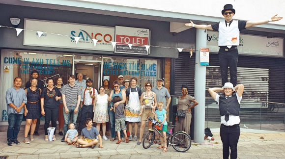 Made in Bermondsey 2019 06 06 - Soft launch Group photo 01