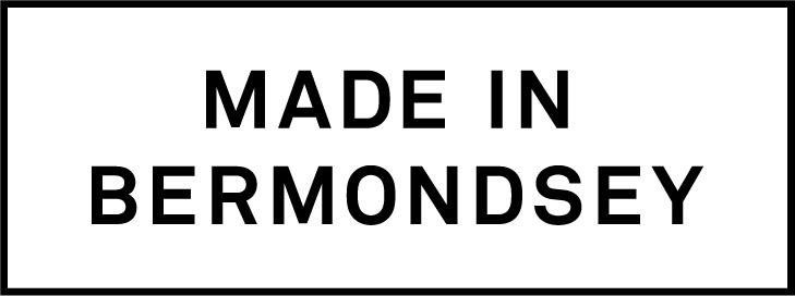 MADE IN BERMONDSEY
